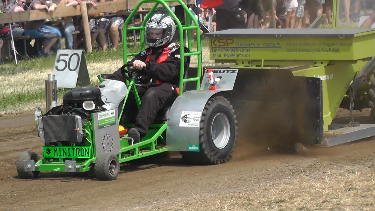 Garden Tractor Pulling Crashes : Modified lawn pulling tractor bing images