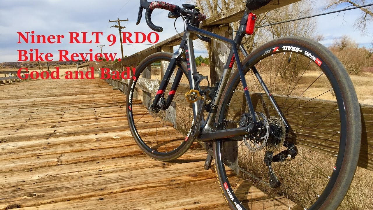 Niner RLT 9 RDO Review. The Good and the Bad! - YouTube