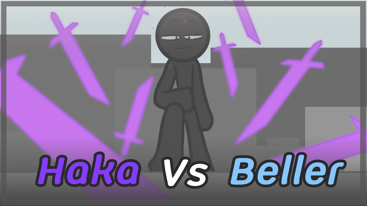Download Haka Vs Beller | Animation Stickman fight | by AfterVerse