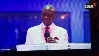 Cloned Nigerian President: Bishop David Oyedepo Propagates Buhari Likely Dead