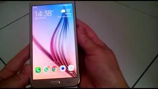 Como tirar Print da tela do Galaxy J7