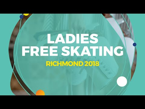 Yuna Aoki (JPN) | Ladies Free Skating | Richmond 2018