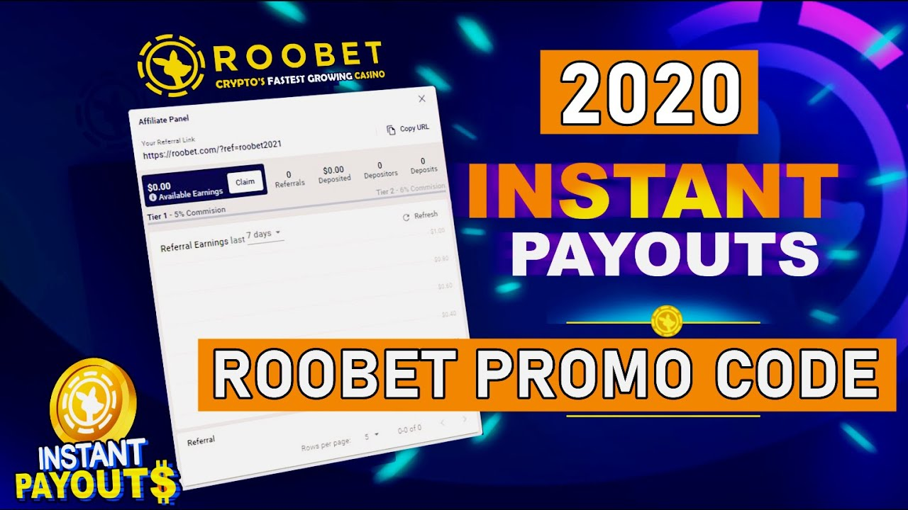 Roobet Promo
