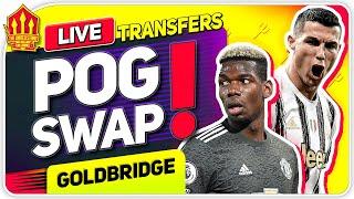 POGBA for RONALDO Transfer Swap? Declan RICE Bid? Man Utd Transfer News