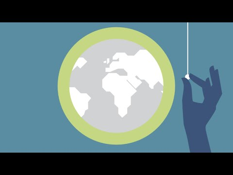 Hybrid Cube Animated Sales Video