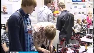 Научно-техническая выставка (ГТРК Вятка)