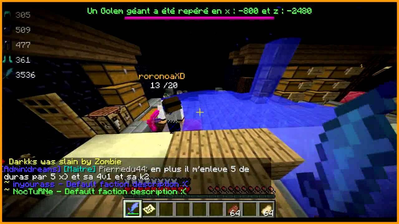 Minecraft |HardFight| Ep.1 Pillage Amateur !!