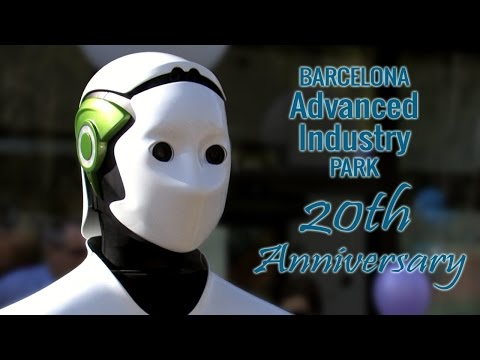 REEM - Barcelona Advanced Industry Park 20th Anniversary