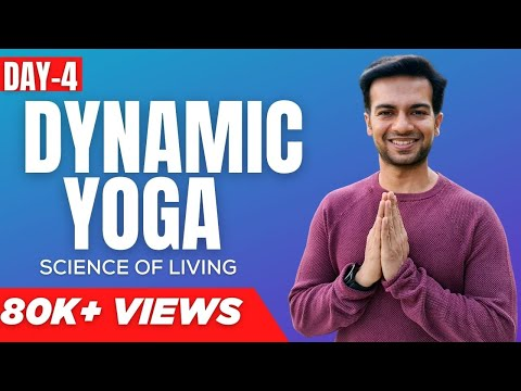 Back Pain & Many More Yoga Exercise Video in Hindi | Best Dynamic Yoga Videos DVD Online - Day 4