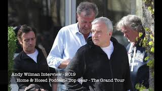 Andy Wilman - Exclusive Interview 2019 - Grand Tour / Top Gear Exec Producer