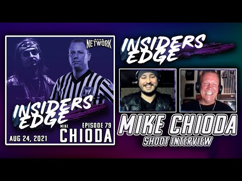Mike Chioda Shoot Interview - Insiders Edge Podcast (Ep. 80)