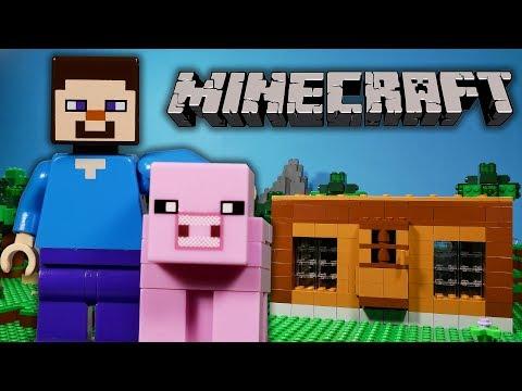 Лего видео мультфильм