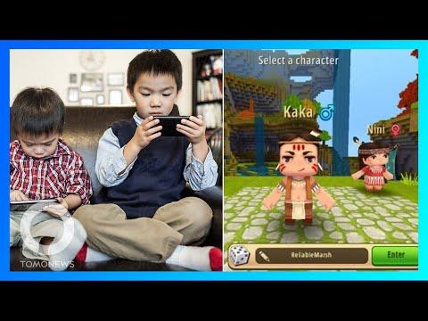 Kecanduan game: 2 bocah tiru aksi ekstrim game karena ingin buktikan bisa hidup kembali - TomoNews