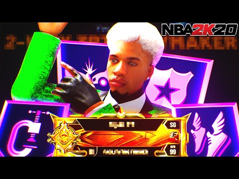 FACILITATING FINISHER BUILD 2K20! OVERPOWERED SPEED BOOSTING DEMIGOD W/ ELITE CONTACT DUNKS!