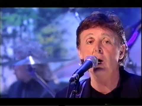 Paul McCartney Live At Later with Jools Holland, UK (Tuesday 2nd November 1999)