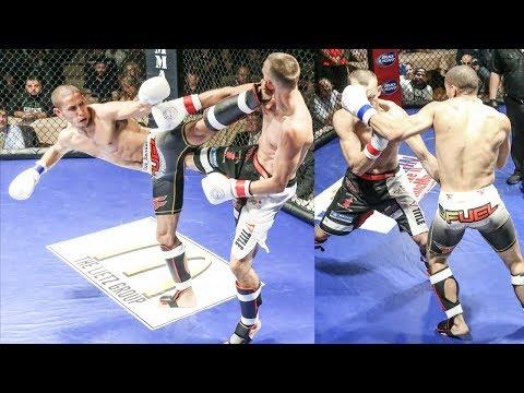FAZE SENSEI 2ND KICKBOXING FIGHT! (OFFICIAL FULL FIGHT HD)