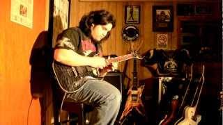 Mayones Guitars, Seymour Duncan Solo Competition #MayonesDuncan - Matt Flores
