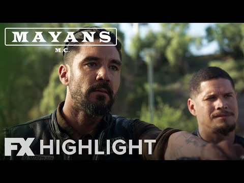 Mayans M.C. | Season 2 Ep. 2: Swole Boys Confrontation Highlight | FX