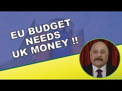 New EU budget includes UK money - despite Brexit!