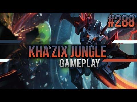 Khazix (Jungle): DER KÄSE OMFG #288 [Lets Play] [League of Legends] [German / Deutsch]
