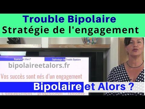 Trouble bipolaire Créer sa Stratégie d'engagement