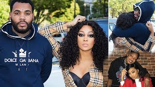 Monica Brown has false rumors that her NEW MAN Kevin Gates - she loves thugs & studs