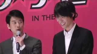 【ゆるコレ】唐沢寿明が舞台挨拶の最後の最後までファンを魅了 http://y...
