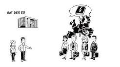 Die simpleshow erklärt die Institutionen der Europäischen Union