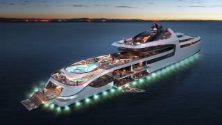 The Admiral X-Force 145 Super Yacht Price $1 Billion