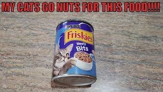 MY CATS GO NUTS FOR THIS FOOD!!!!