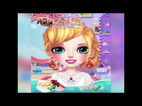 Fun Girl Care Makeover Game – Princess Gloria Makeup Salon – Frozen Beauty Makeover Games For Kids