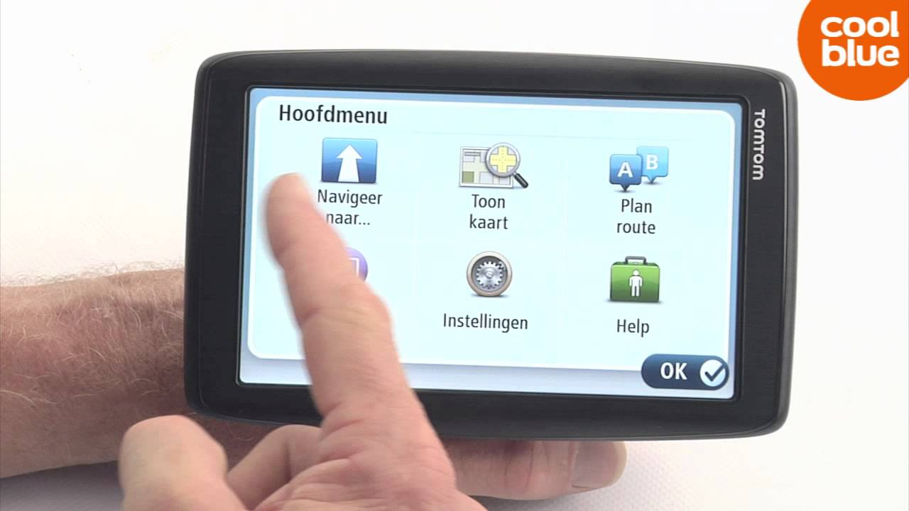 TomTom Start 60 review en unboxing (NL/BE) - YouTube