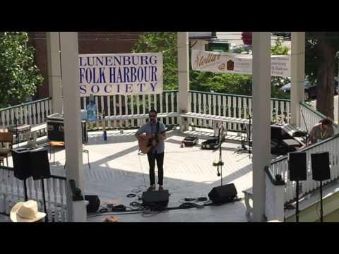 Mike McKenna Jr - Little Things (Live at Lunenburg Folk Harbour Fest)