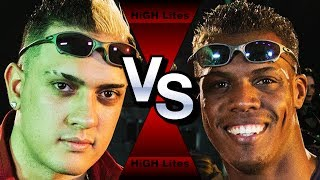 MC Bin Laden contra MC Kekel - Duelo Dos Funkeiros (Agrada o Papai - Kondzilla)