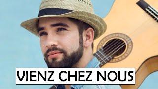 Kendji Girac - Vienz Chez Nous (Paroles)
