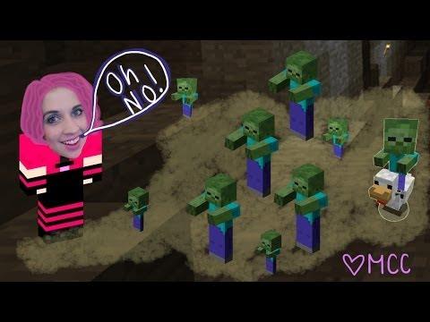 Minecraft Baby Zombie Jockey OMG