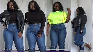 How I Style My Fashionnova Boyfriend Jeans