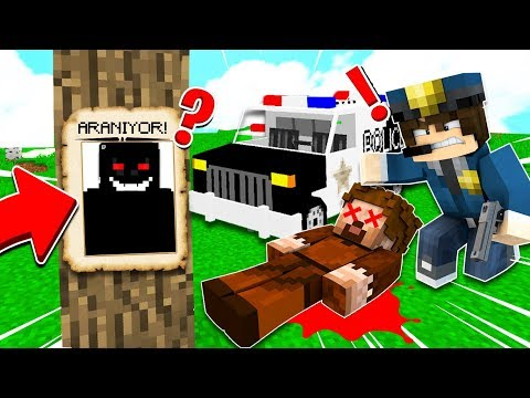 FAKİR'i ÖLDÜREN KATİL ARANIYOR!😱 - Minecraft thumbnail