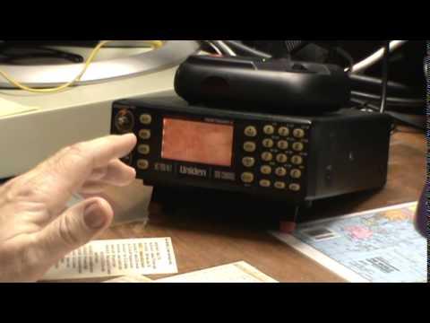 TRRS #0521 - Uniden BC780XLT Scanner Radio