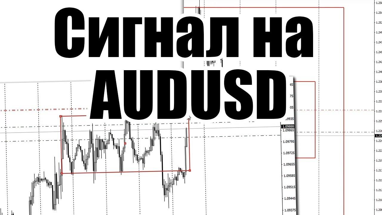 Разворот на AUDUSD. Торговые рекомендации с Максимом Михайловым