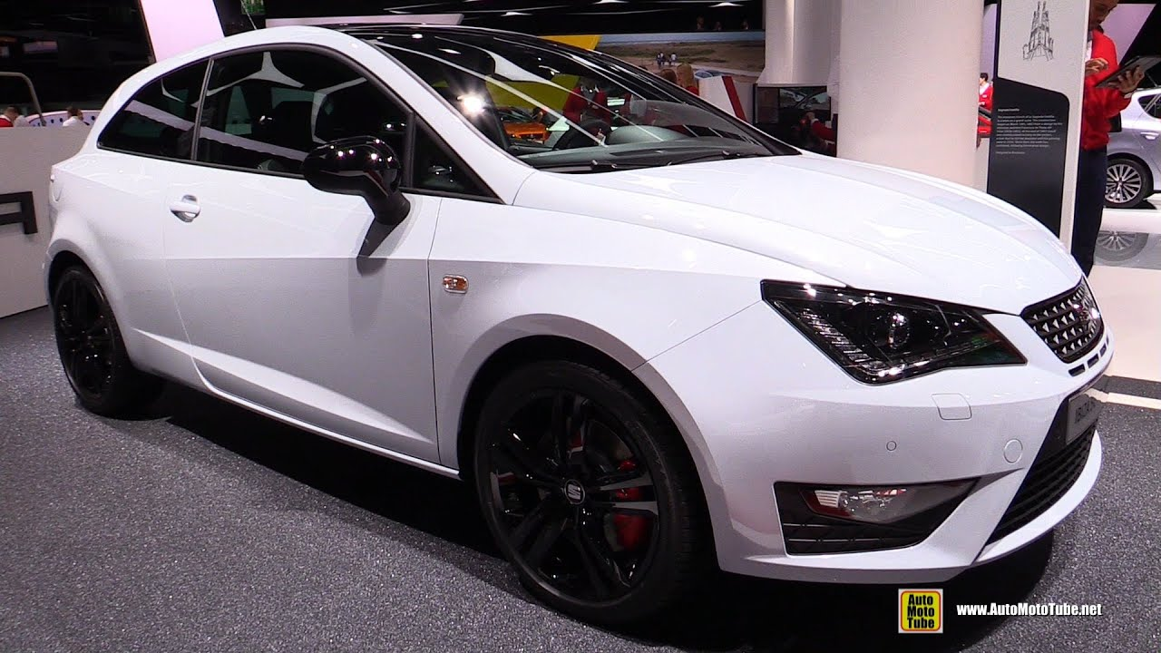 2016 seat ibiza sc cupra exterior and interior. Black Bedroom Furniture Sets. Home Design Ideas
