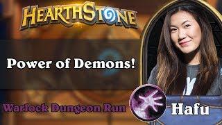 Hafu Dungeon Run - Power of Demons!