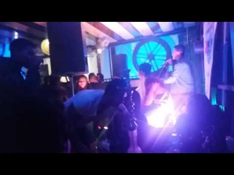 Hot Bar dance   Spark Band live song  