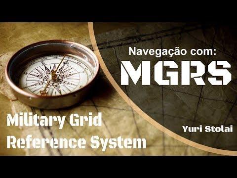 Navegação com MGRS