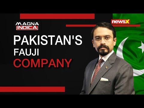 Magna Indica With Rishabh Gulati L Pakistan's Fauji Corporation I NewsX
