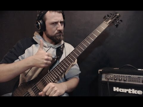 "BENEATH THE MASSACRE - ""The Surface"" on bass"