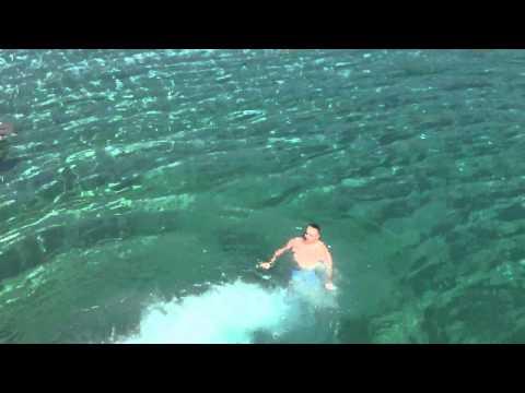 Kusadasi boat jump