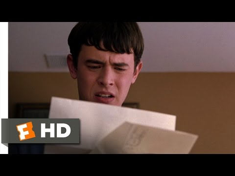 Orange County (2/10) Movie CLIP - I Didn't Get In? (2002) HD