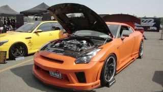 Nissan GTR Custom tuned INSANE 600 HP to the wheel