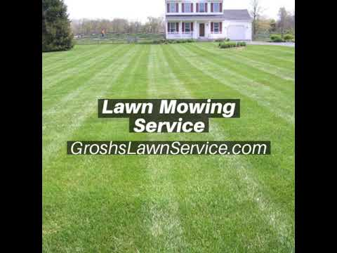 Local Lawn Mowing Service Williamsport MD Hagerstown MD Washington County Maryland